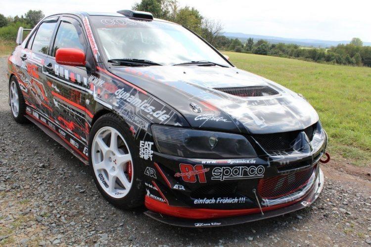 Mitsubishi Evo Ringtool