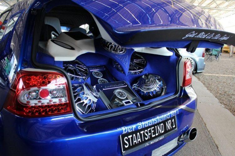 Hi-Fi ode Car-Hifi Bild