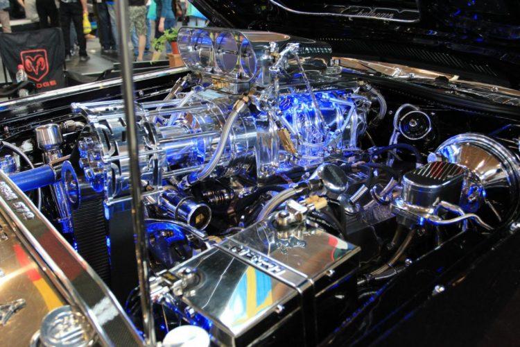 Hemi Motor