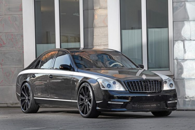 Maybach 57 S - KNIGHT LUXURY MAYBACH
