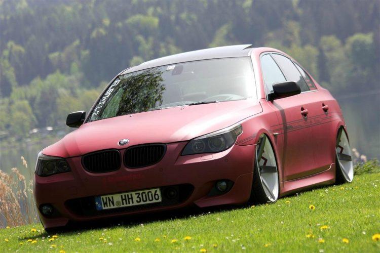 BMW E60 – Five Five Zero Bild 1
