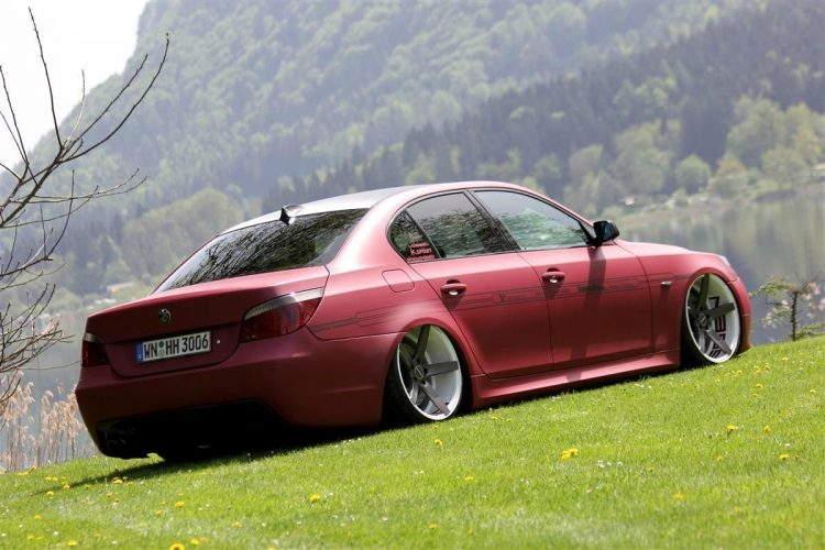 BMW E60 – Five Five Zero Bid 4