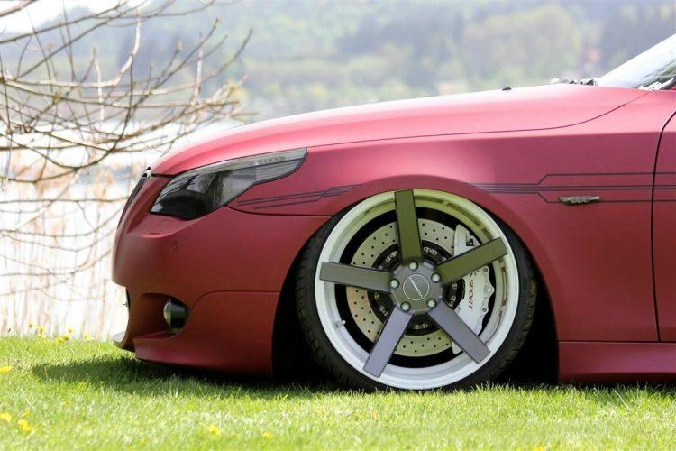 BMW E60 – Five Five Zero Bild 4