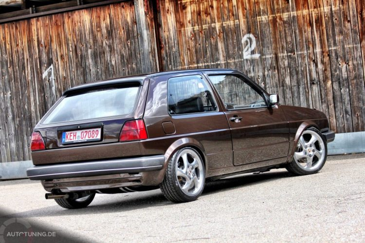 VW Golf II von Drobo Bild 1