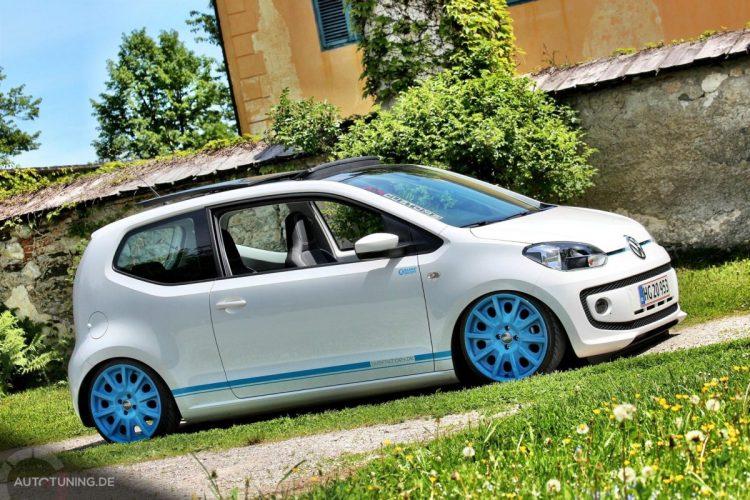 Der dänische VW Up Bild 3