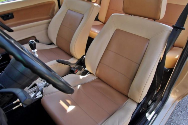 VW Golf II 16V Turbo Bild 4