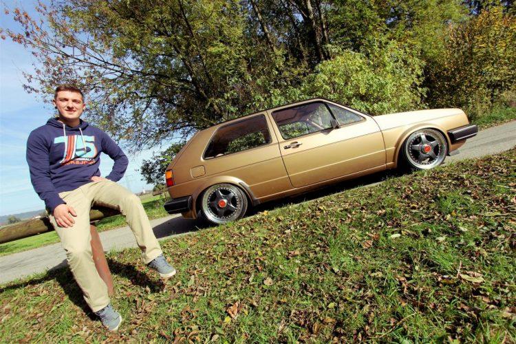 VW Golf II 16V Turbo Bild 5