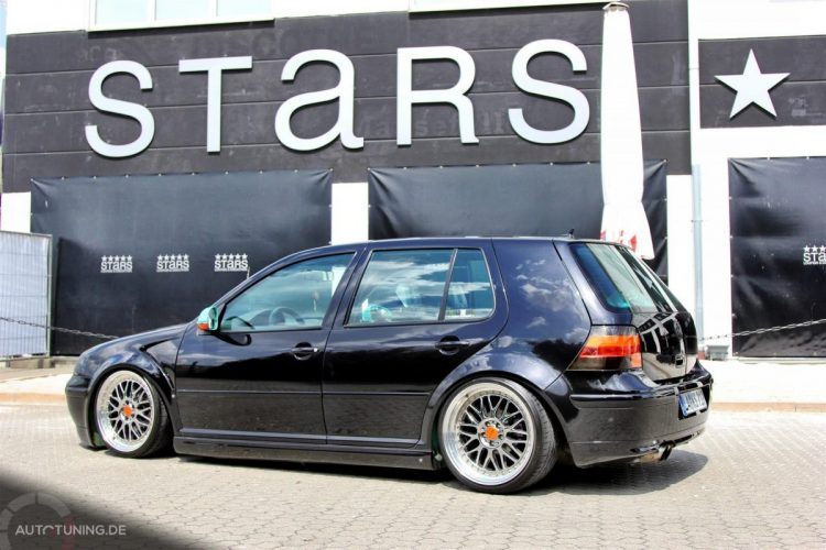 VW Golf IV – Altes Design in reinster Form - Seite