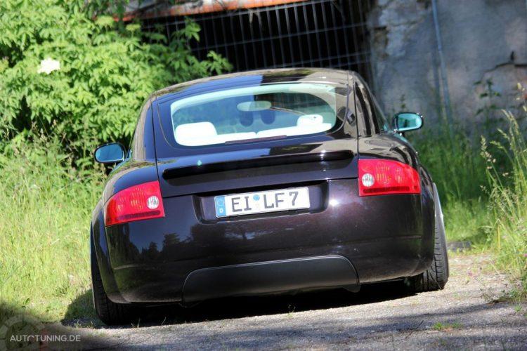 Audi TT Stance Heck