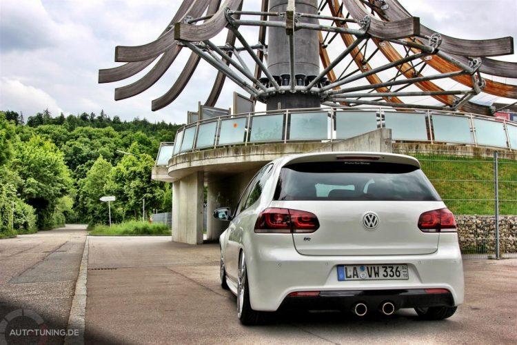 VW Golf VI R Bild 1