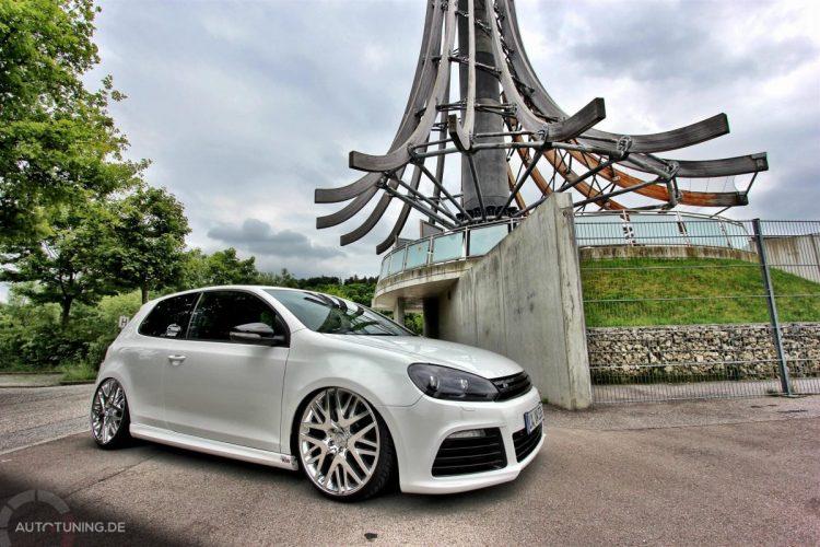 VW Golf VI R Bild 3