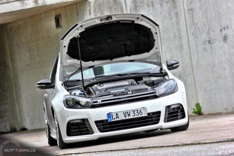 VW Golf VI R Bild 2