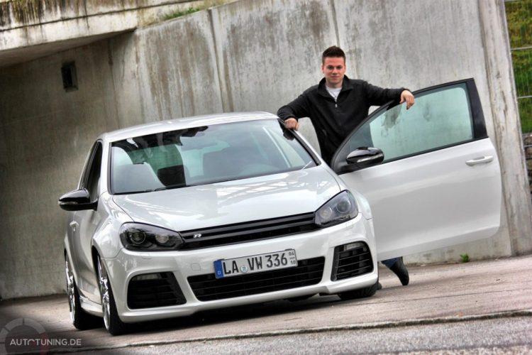 VW Golf VI R Bild 5