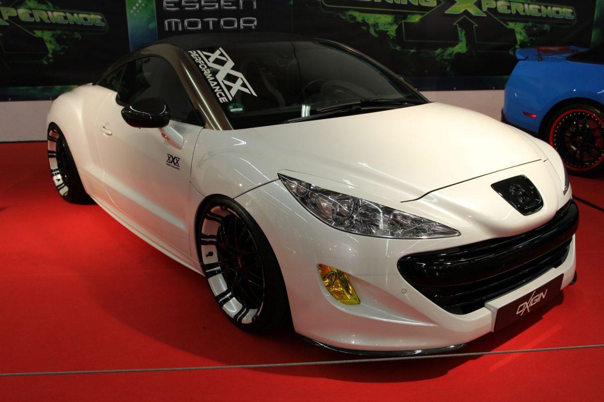 Peugeot Rcz Gezielt Modifiziert Autotuning De