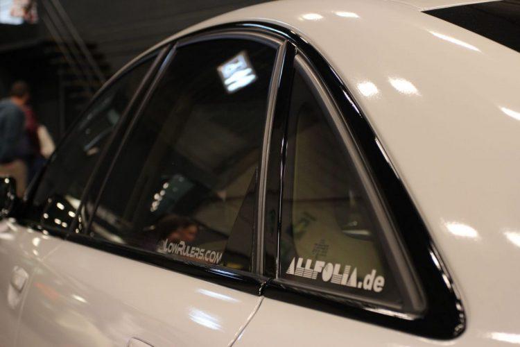 Audi A8 im VIP-Style Leisten
