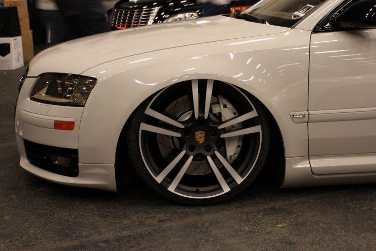 Audi A8 im VIP-Style Räder und Bremsen