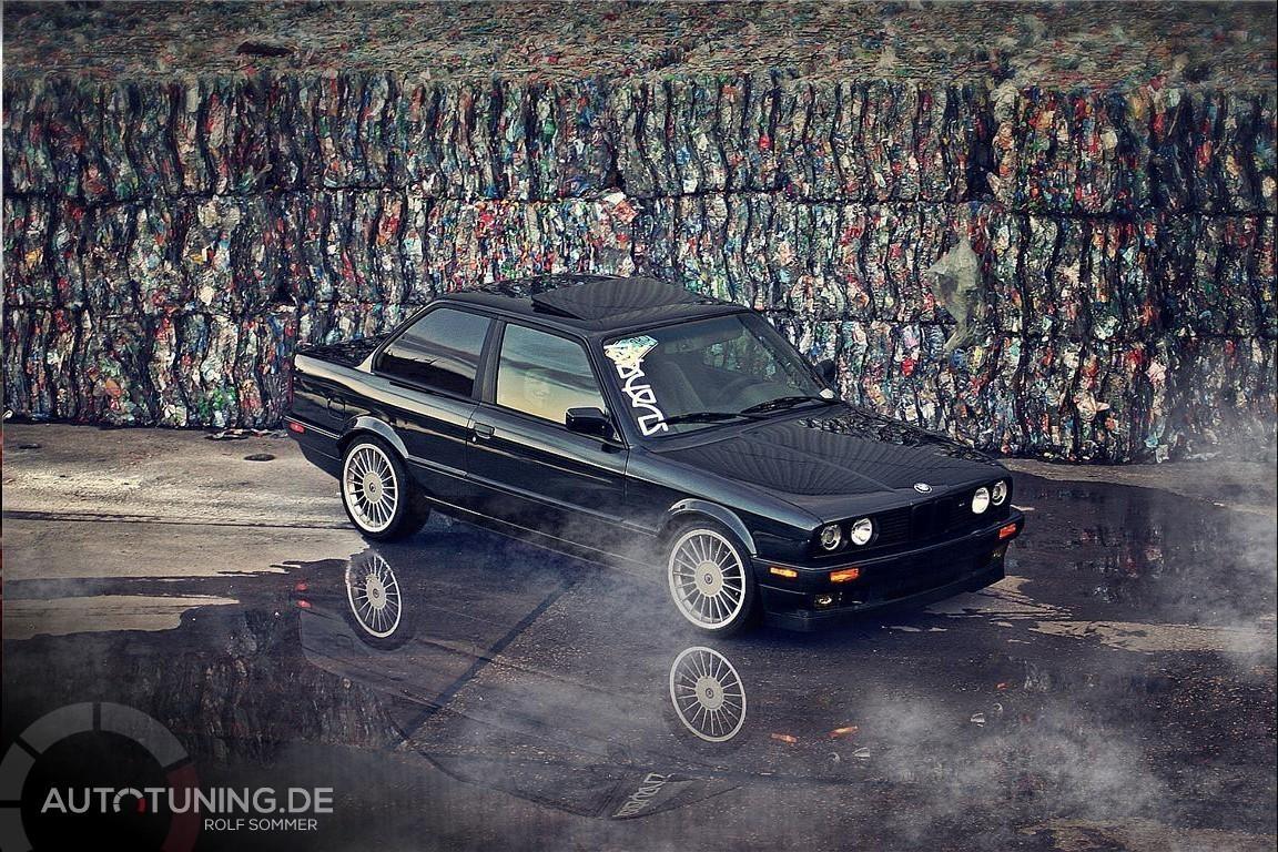 Kult BMW im US Style
