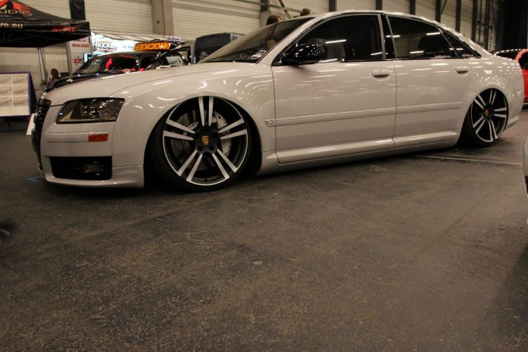 Audi A8 im VIP-Style Seite 2