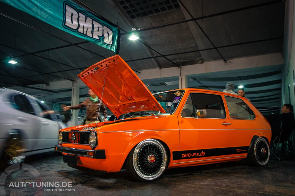 VW Golf I Size Zero