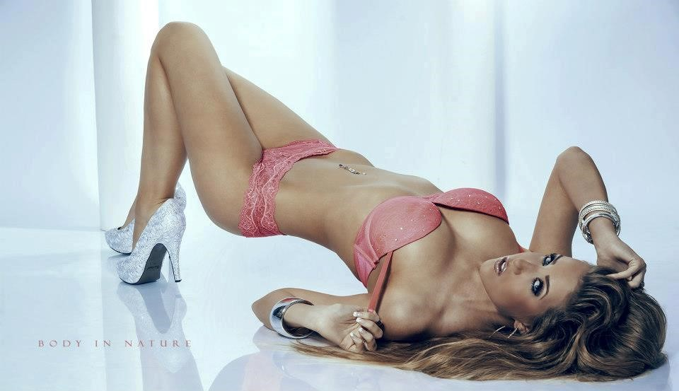 Paris Hilton nackt im Bad
