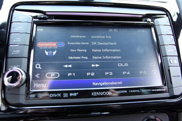 VW Polo Hifi-Ausbau Radio