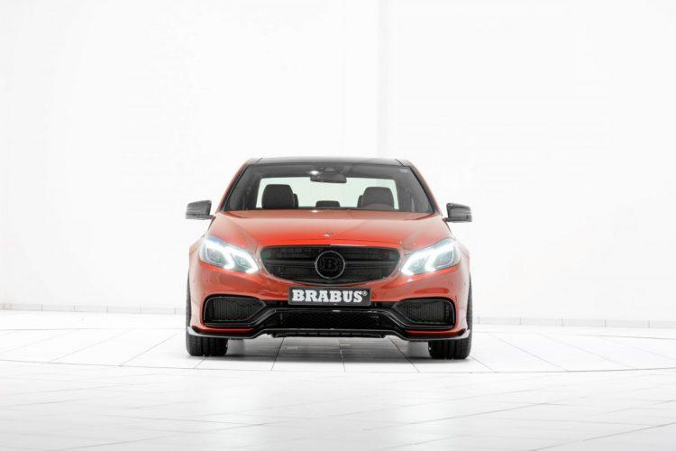 Brabus 850 6.0 Biturbo - Front