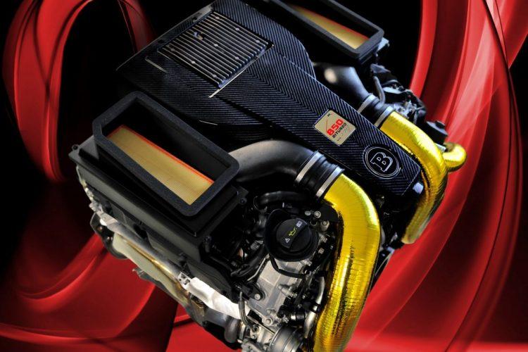 Brabus 850 6.0 Biturbo - Motor 4