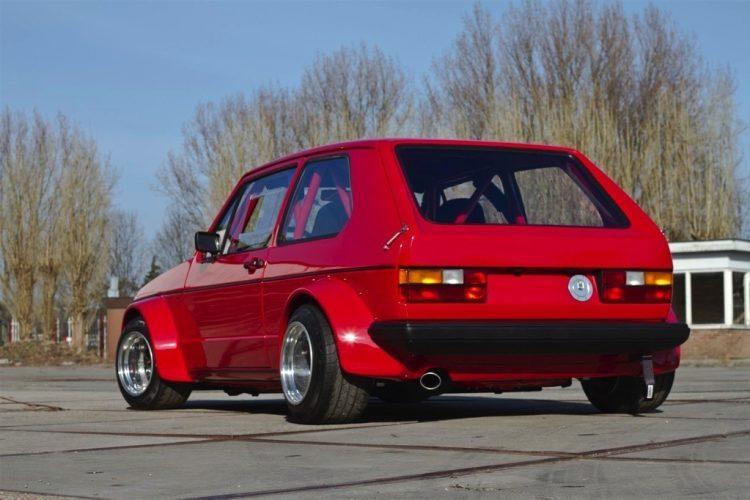 VW Golf MK1 Bergrennen38