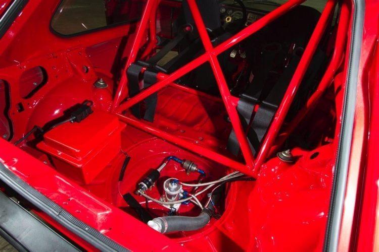 VW Golf MK1 Bergrennen45