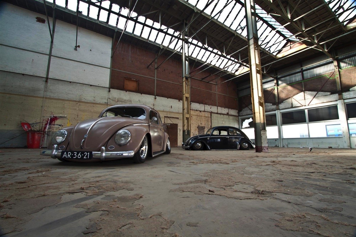 Vw Kaefer Volkswagen Bug