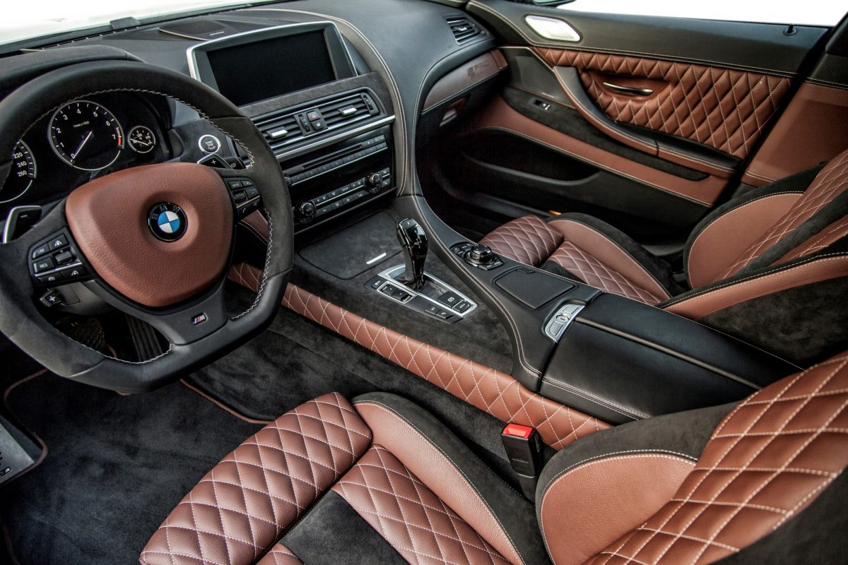 Prior design bmw pd6xx grancoup auf basis des m6 for Inter designing