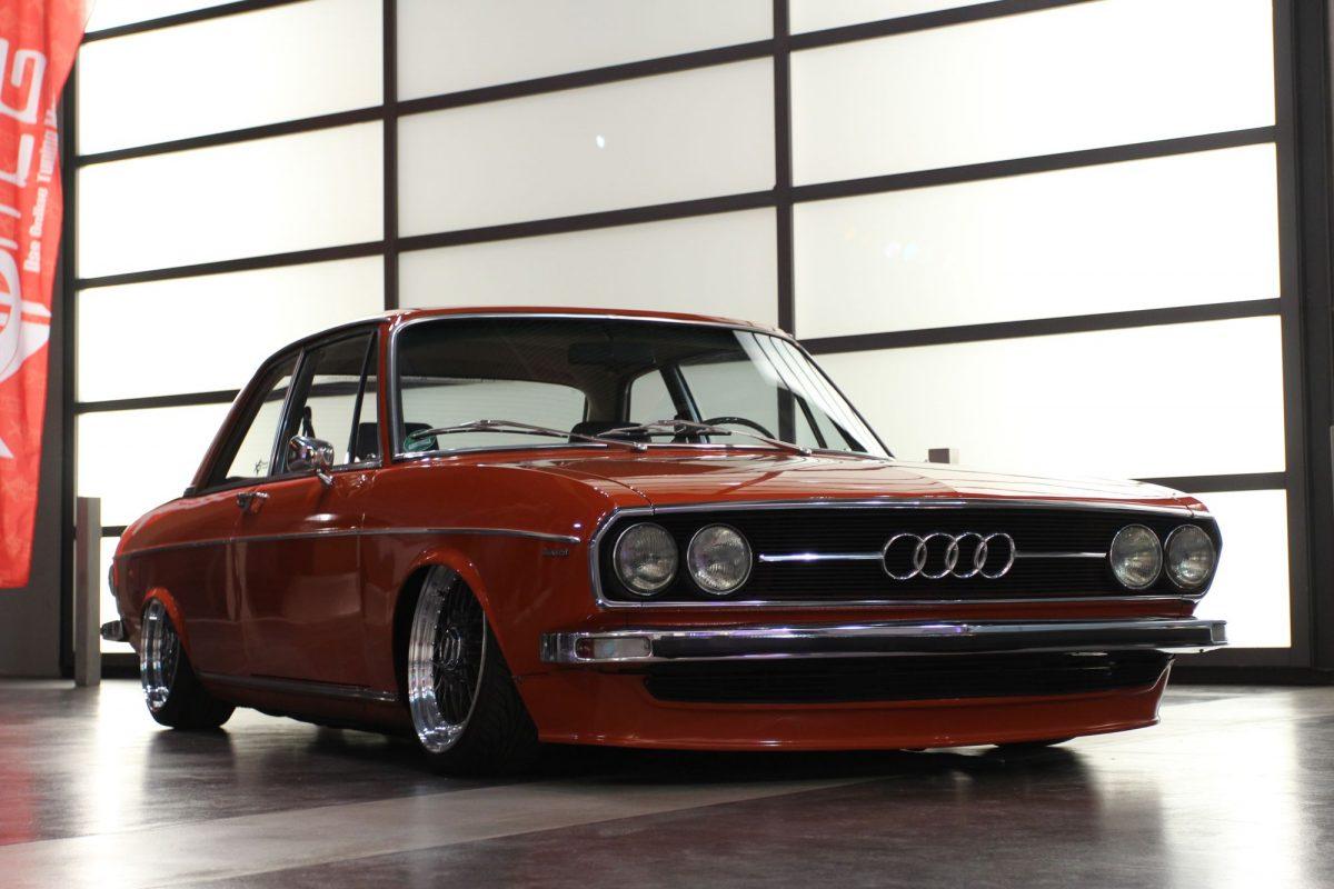 Audi 100 C1 Oldschool S Lowest Autotuning De