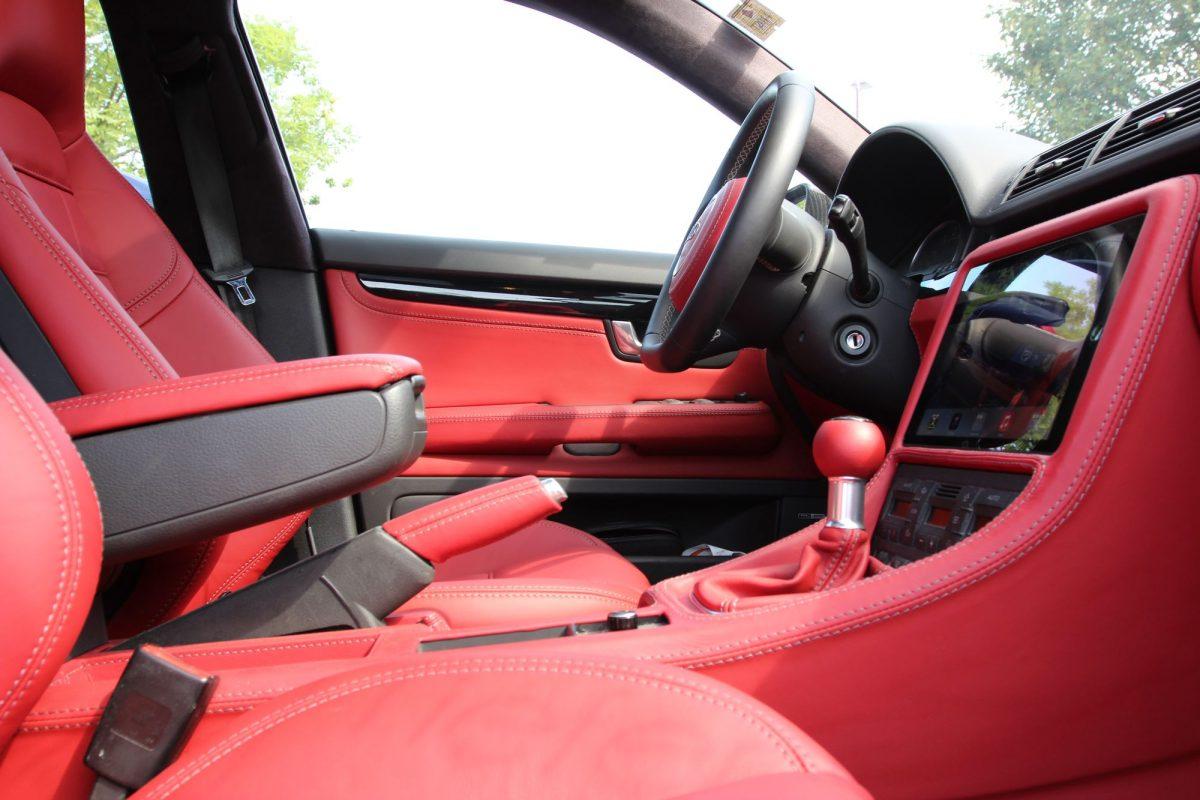 Ein Audi A4 Avant Im Tiefenrausch Autotuning De