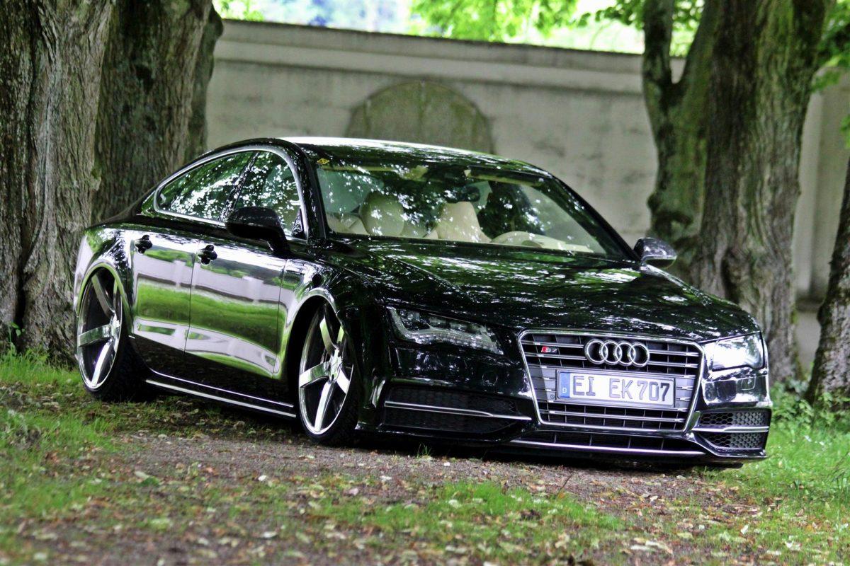 Heißer Audi A7 mit WOW-Effekt