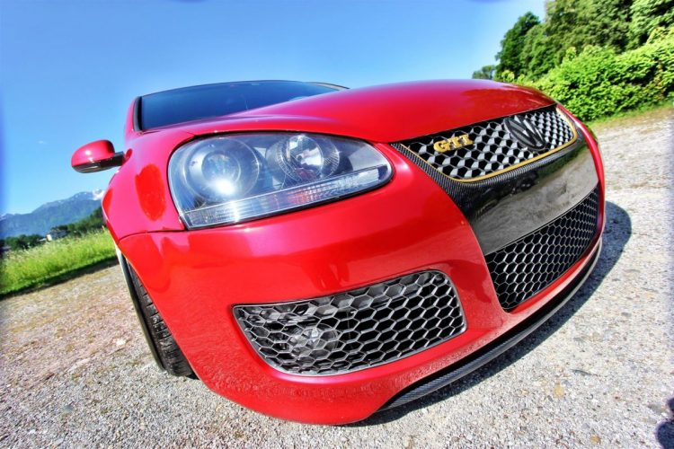 Iron Man BenGees VW Golf V (2)