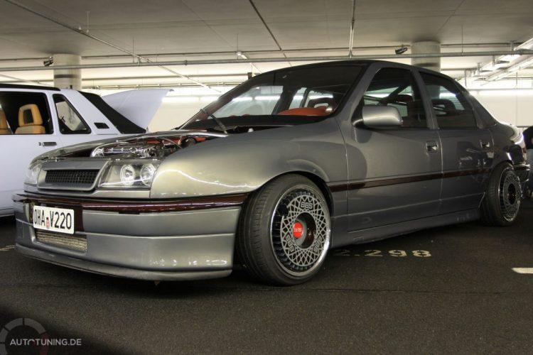 Opel Vectra A (2)