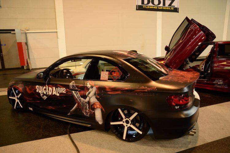 Suicidal BMW E82 (11)