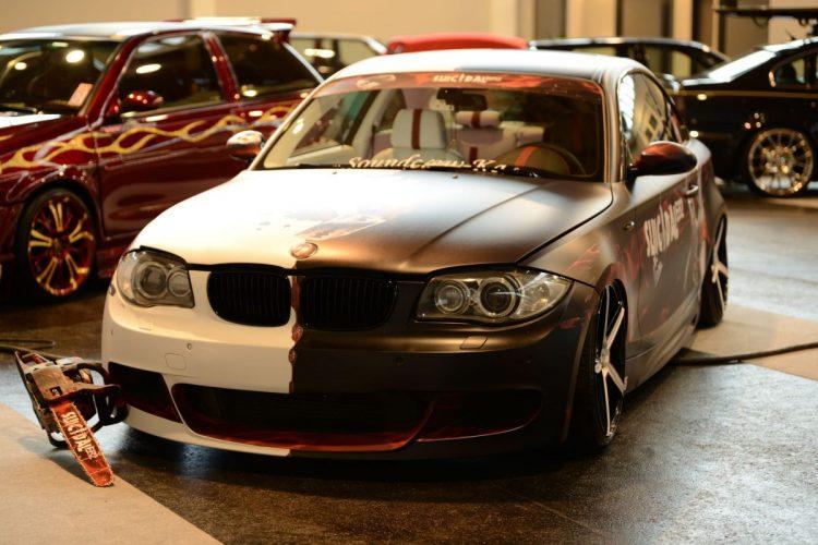 Suicidal BMW E82 (2)