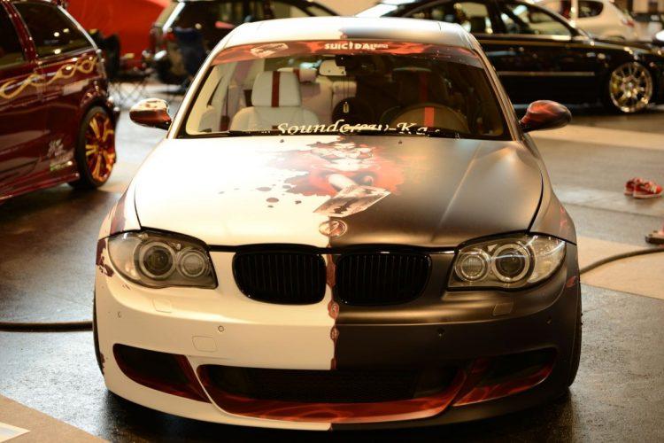 Suicidal BMW E82 (4)