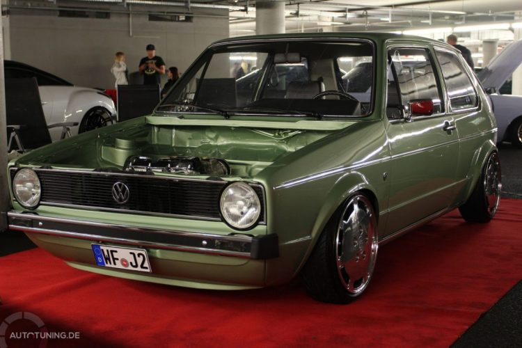 VW Golf 1 (2)
