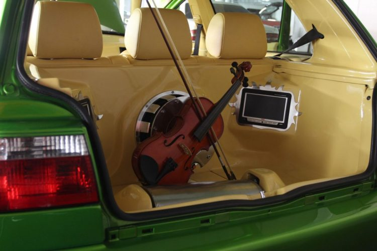 VW Golf Mk3 Erste Geige (9)