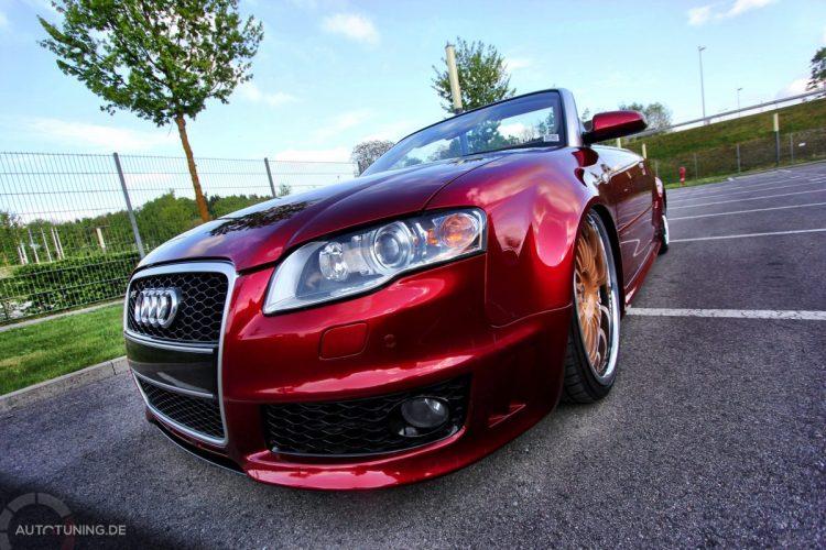 Audi A4 Cabrio - 5