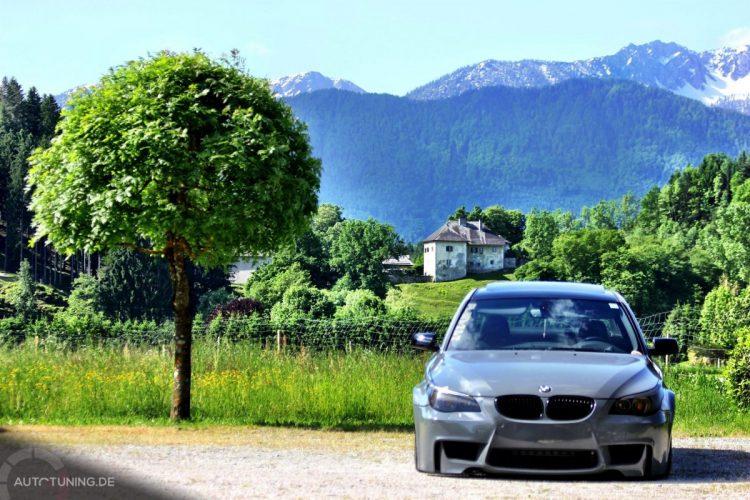 BMW E60 550i Haiko Hartmann - 40