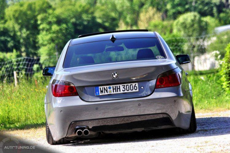 BMW E60 550i Haiko Hartmann - 54