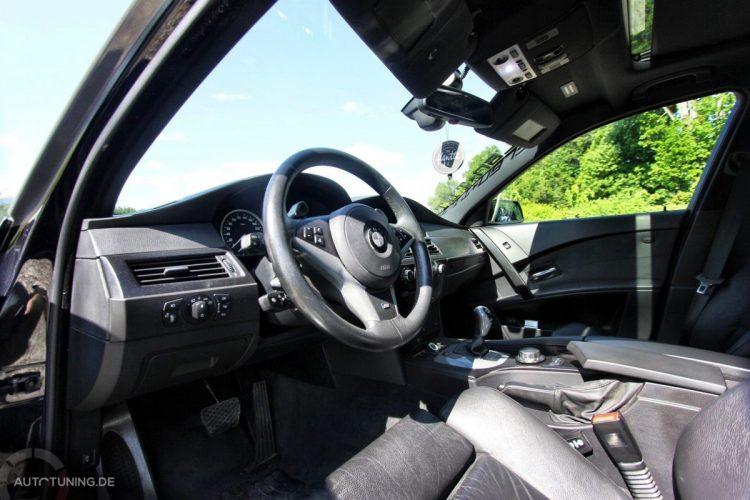 BMW E60 550i Haiko Hartmann - 59