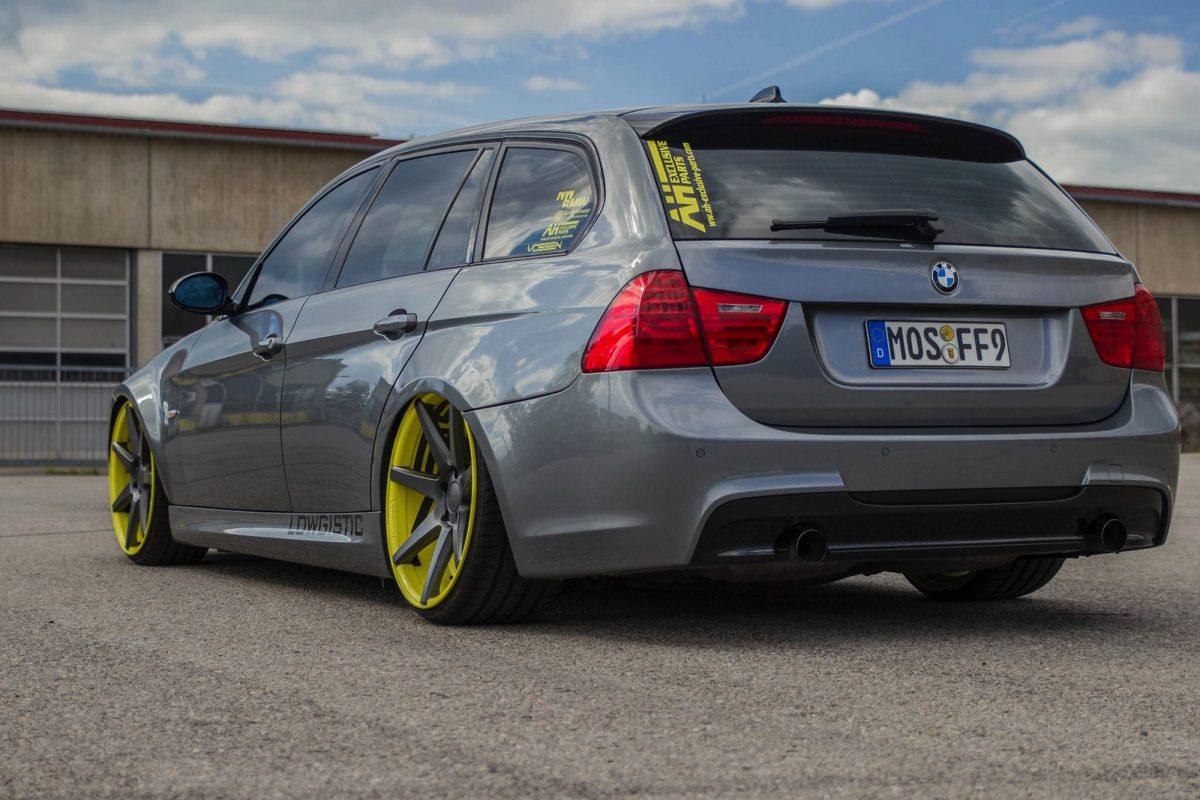 E91 BMW Tuning