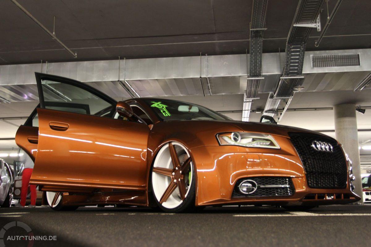 Audi A3 Widebody Deluxe Autotuning De