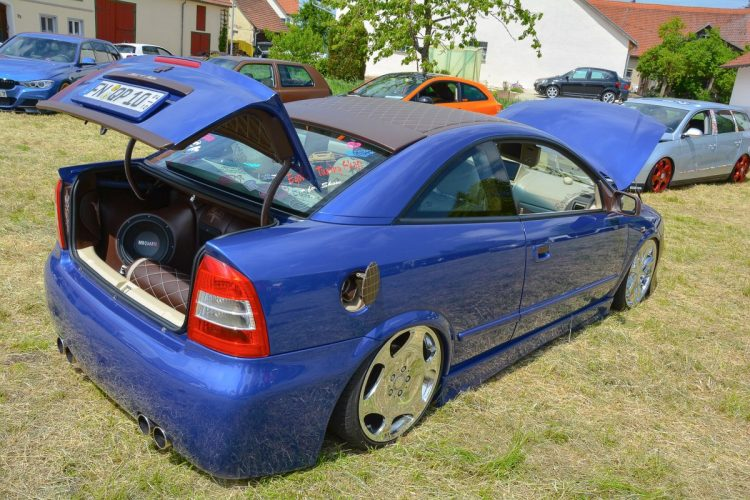 Opel Astra Coupe - 26