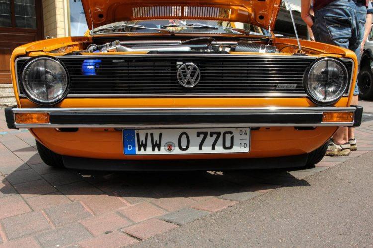 VW Golf Mk1 1,8T