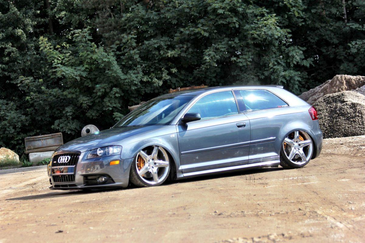 Audi A3 – Hatchback im AMG Trim AUTOTUNING DE